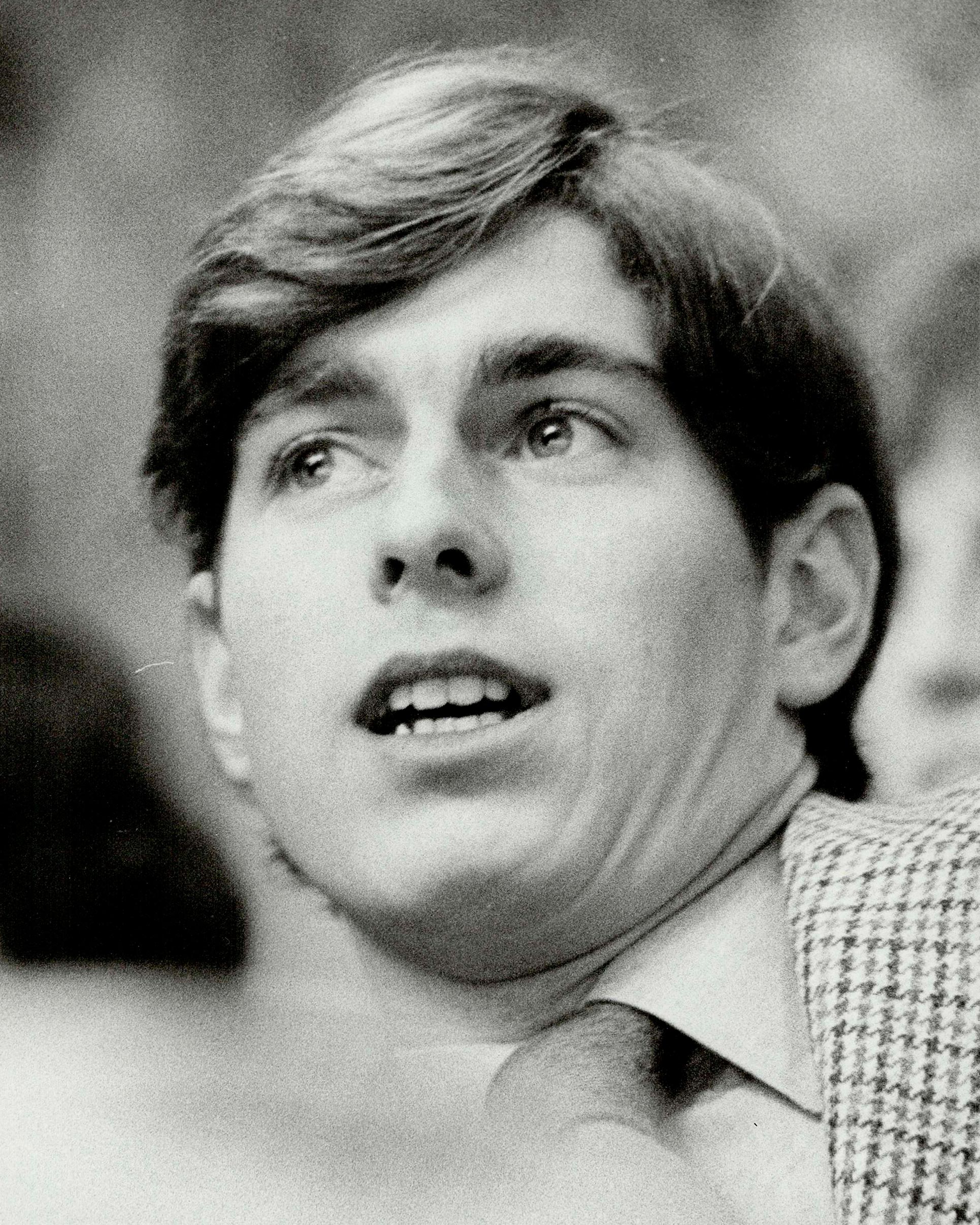 Great Britain - Prince Andrew (1966- 1979)...CANADA - CIRCA 1900: Great Britain - Prince Andrew (1966- 1979) (Photo by Jeff Goode/Toronto Star via Getty Images)