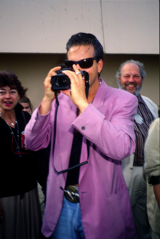 На каннском кинофестивале, 1989