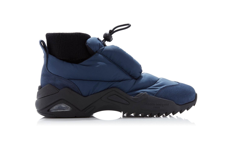Maison Margiela Puffer Sneakers, $651