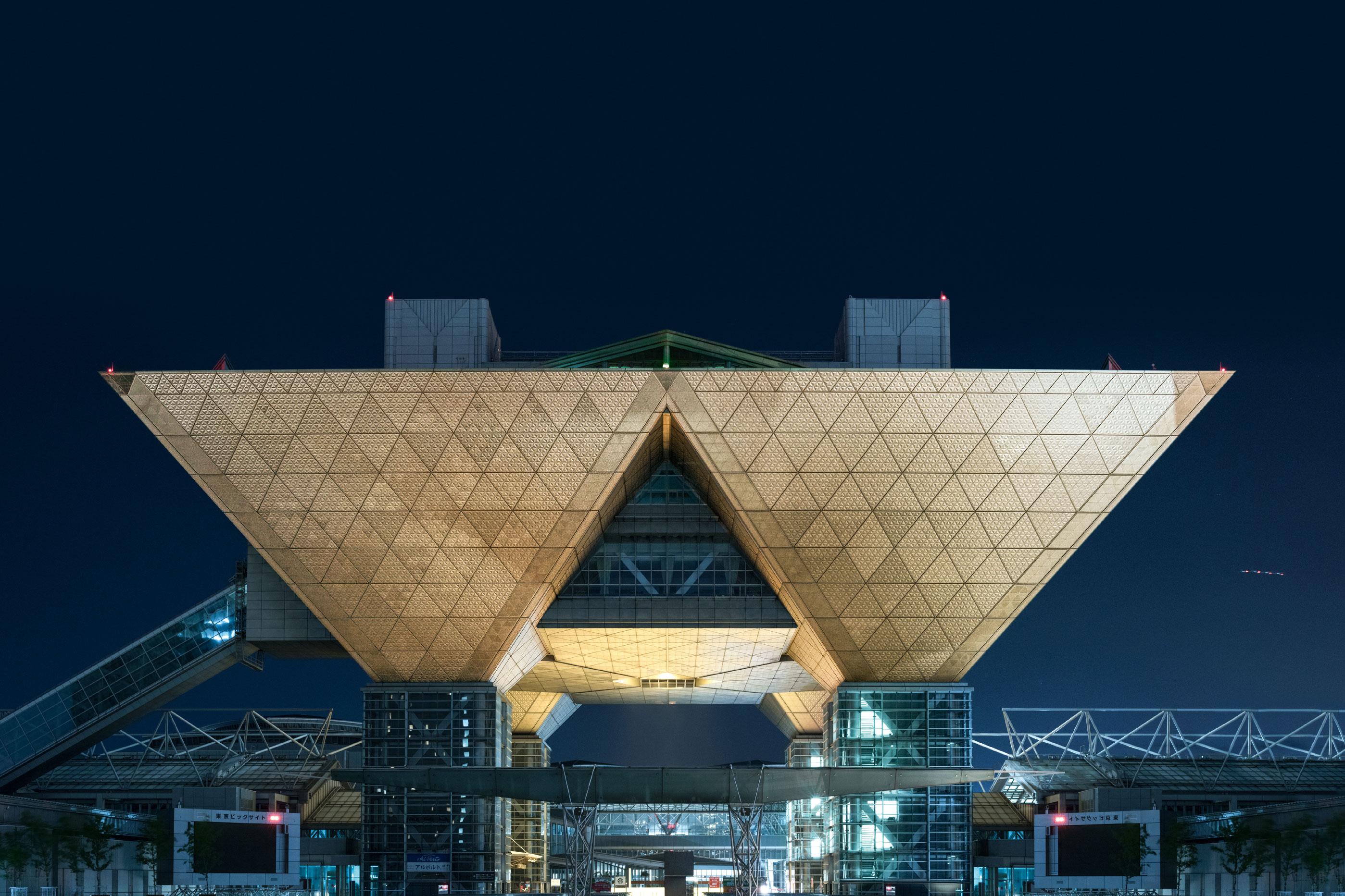 Выставочный центр Tokyo Big Sight