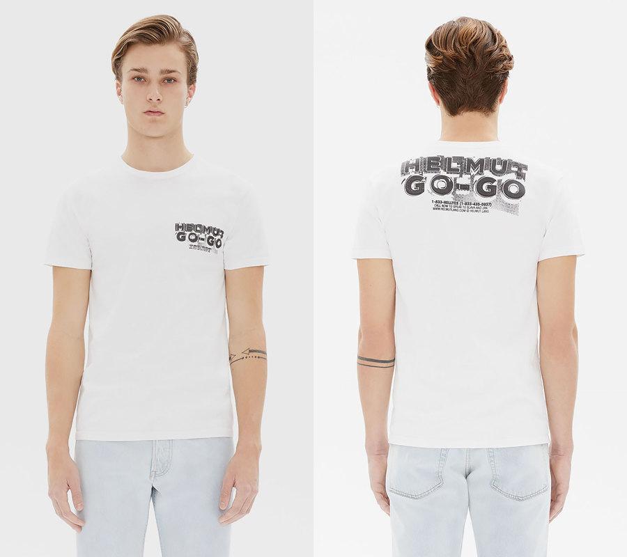Helmut Lang Jeans весна-лето 2019