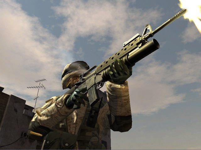 Игра Battlefield 2