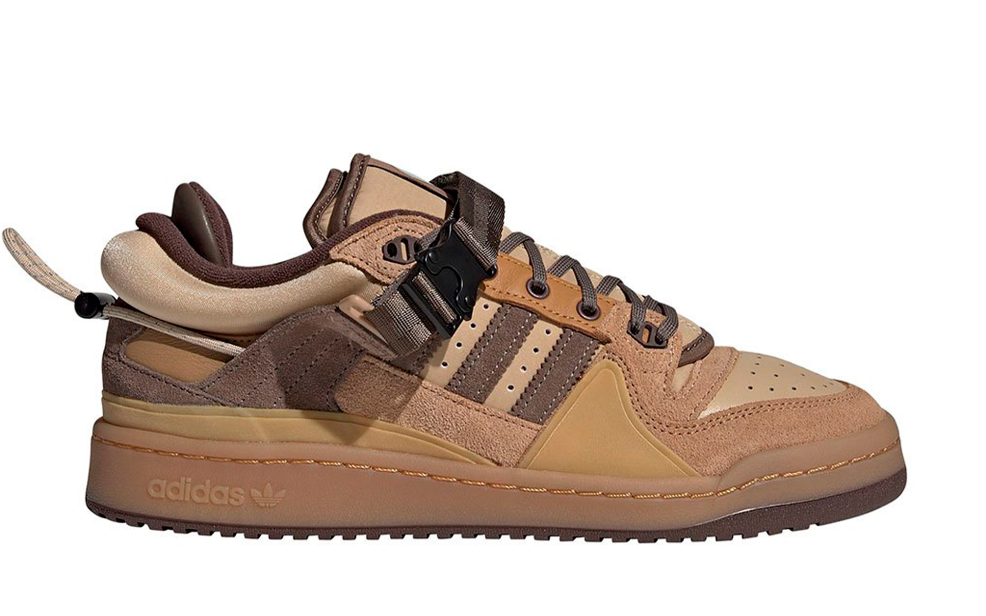 Bad Bunny x adidas Forum Buckle Low