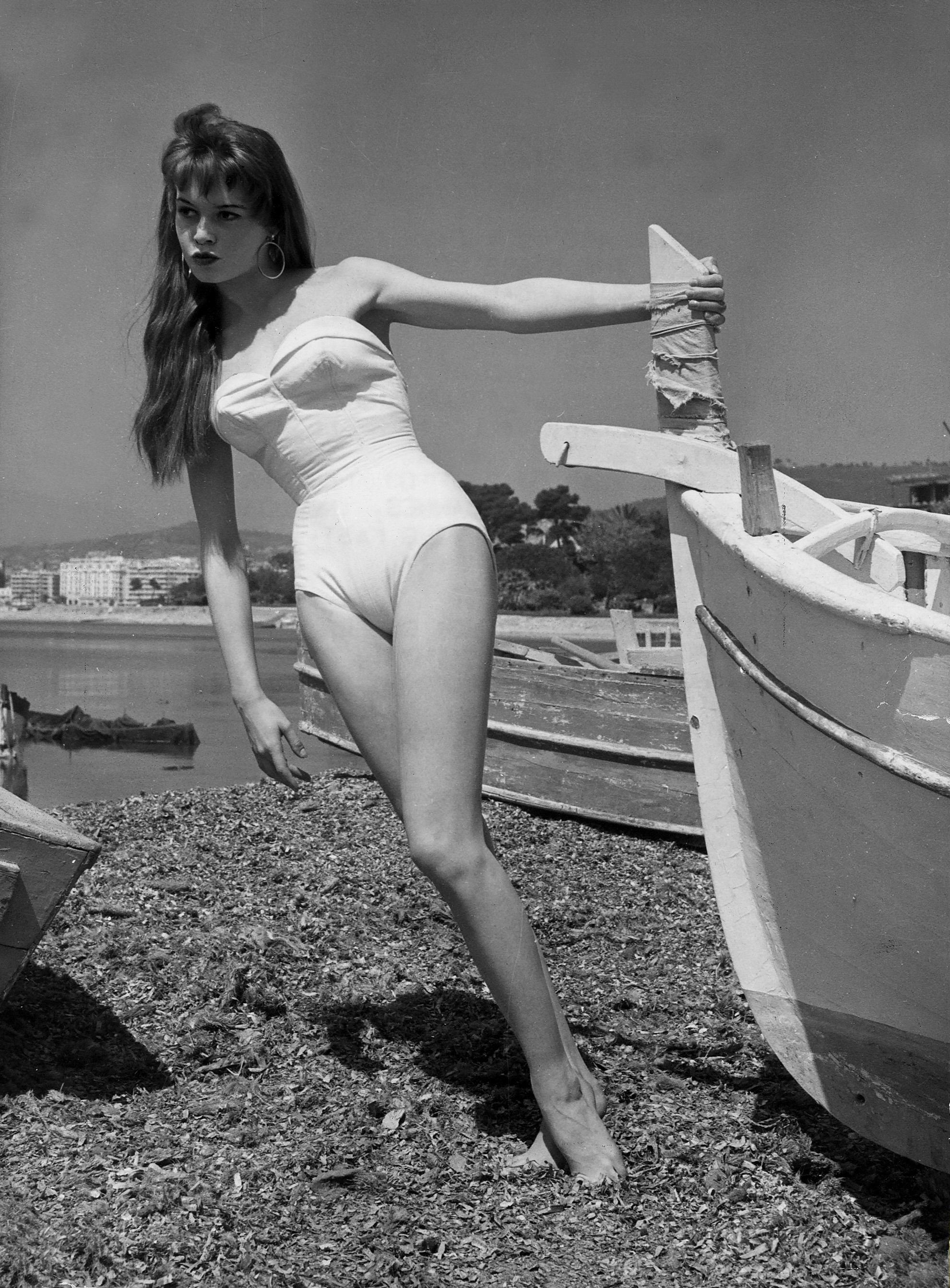 В 1955 году