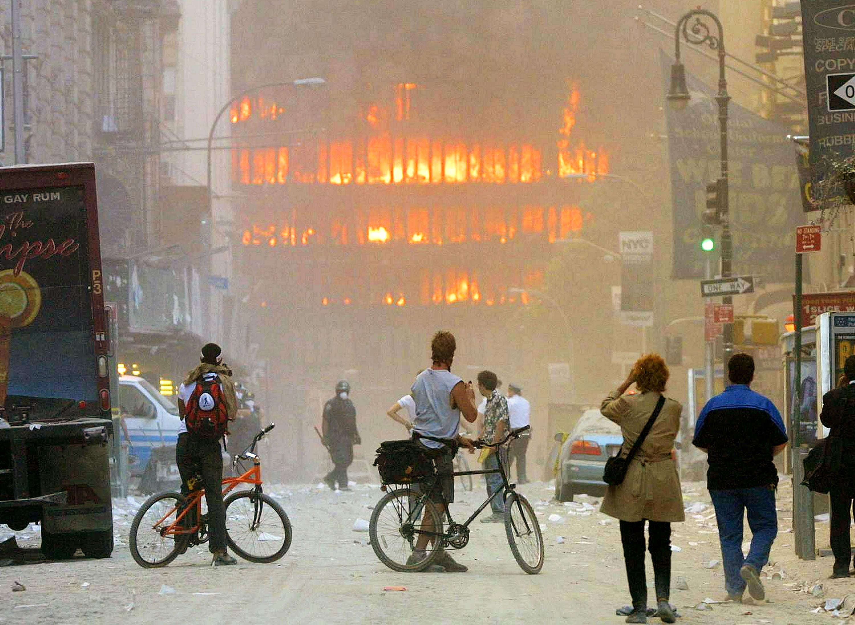 теракт 11 сентября