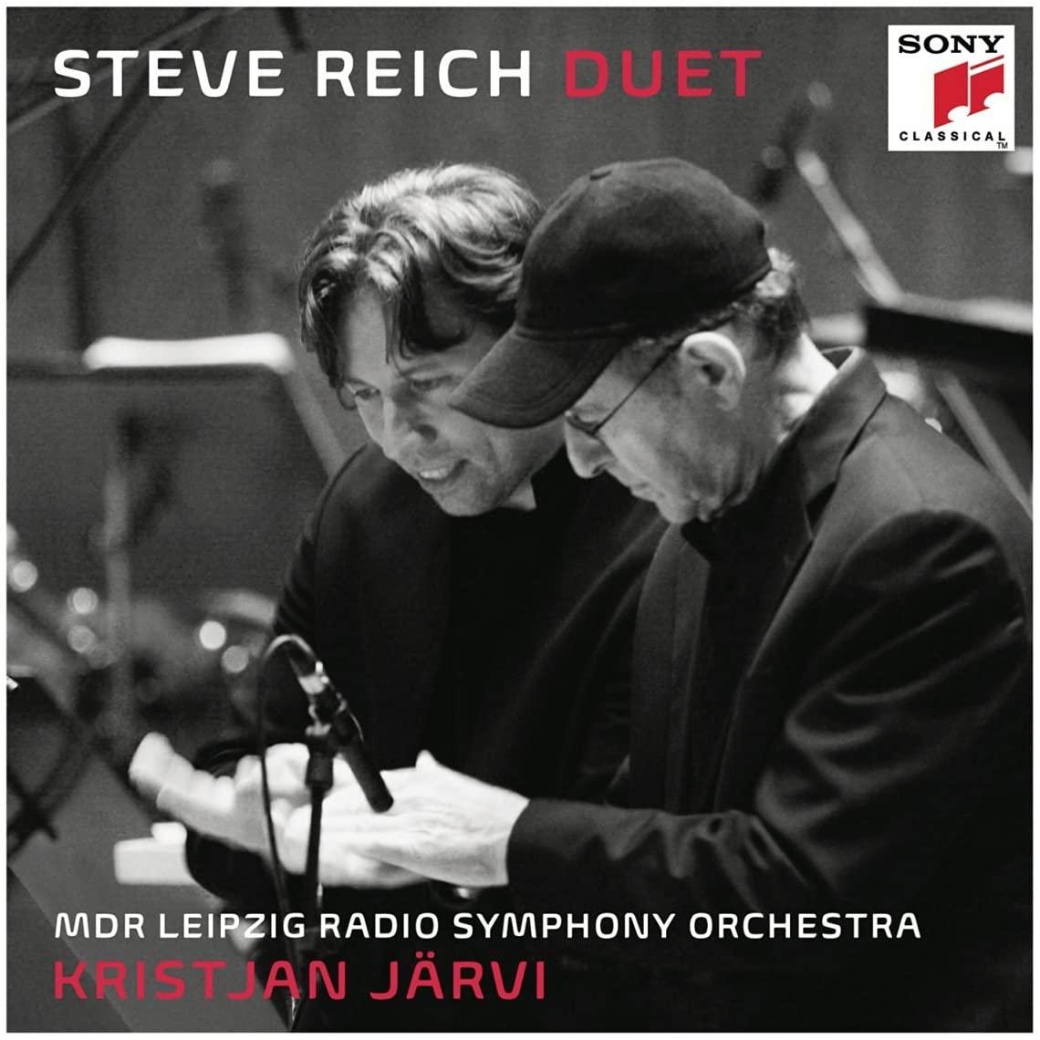 Steve Reich,  Duet