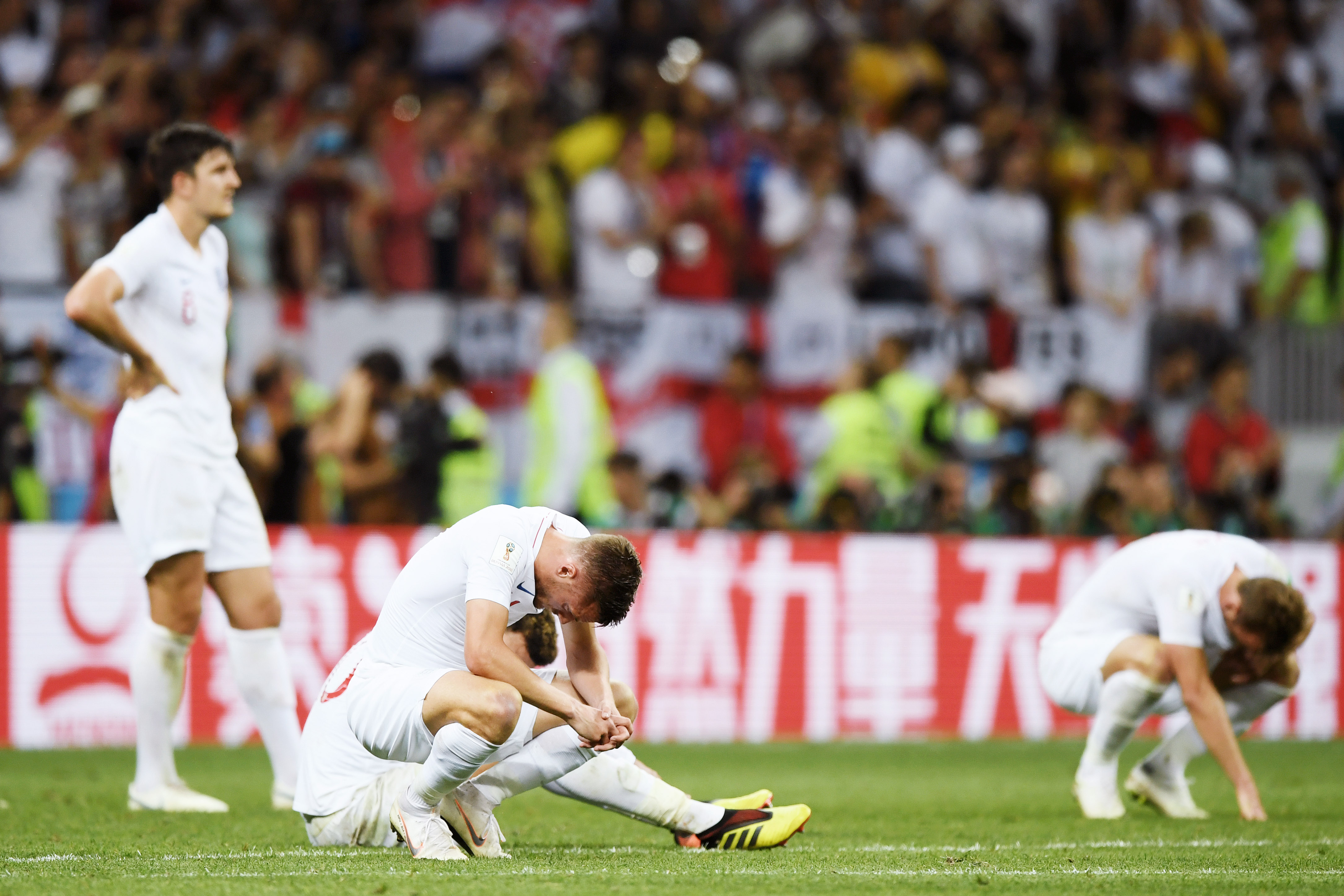 Победную серию англичан наэтом чемпионате оборвали хорваты, обыгравшие