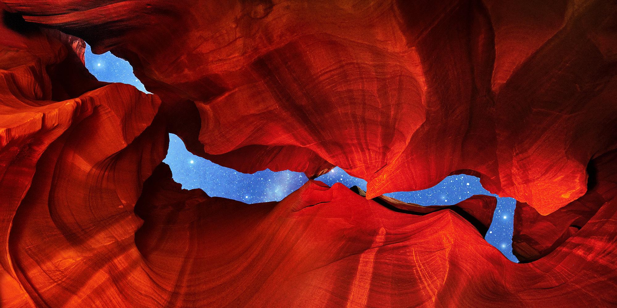 Каньон Антилопы, Аризона, США