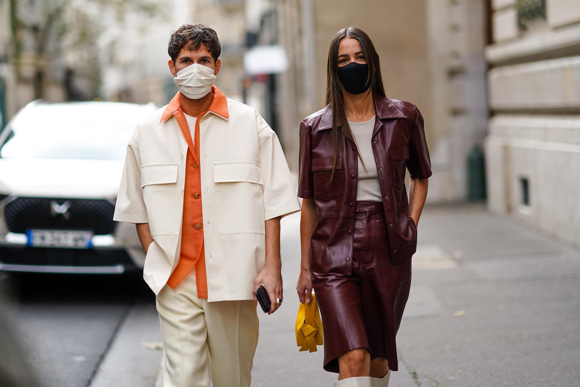 Защитная маска длялица — теперь обязательный атрибут стритстайла