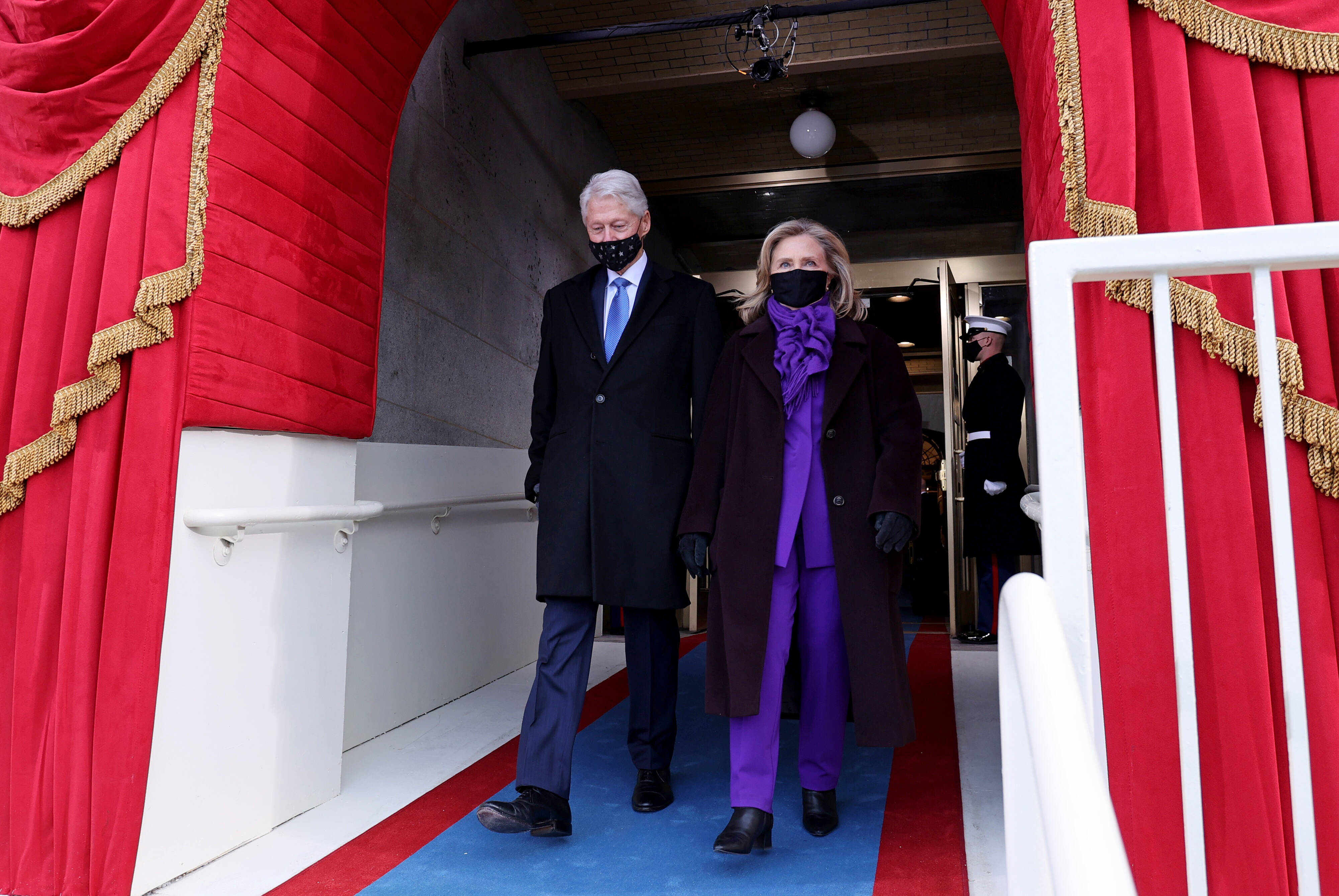 Билл Клинтон иХиллари Клинтон