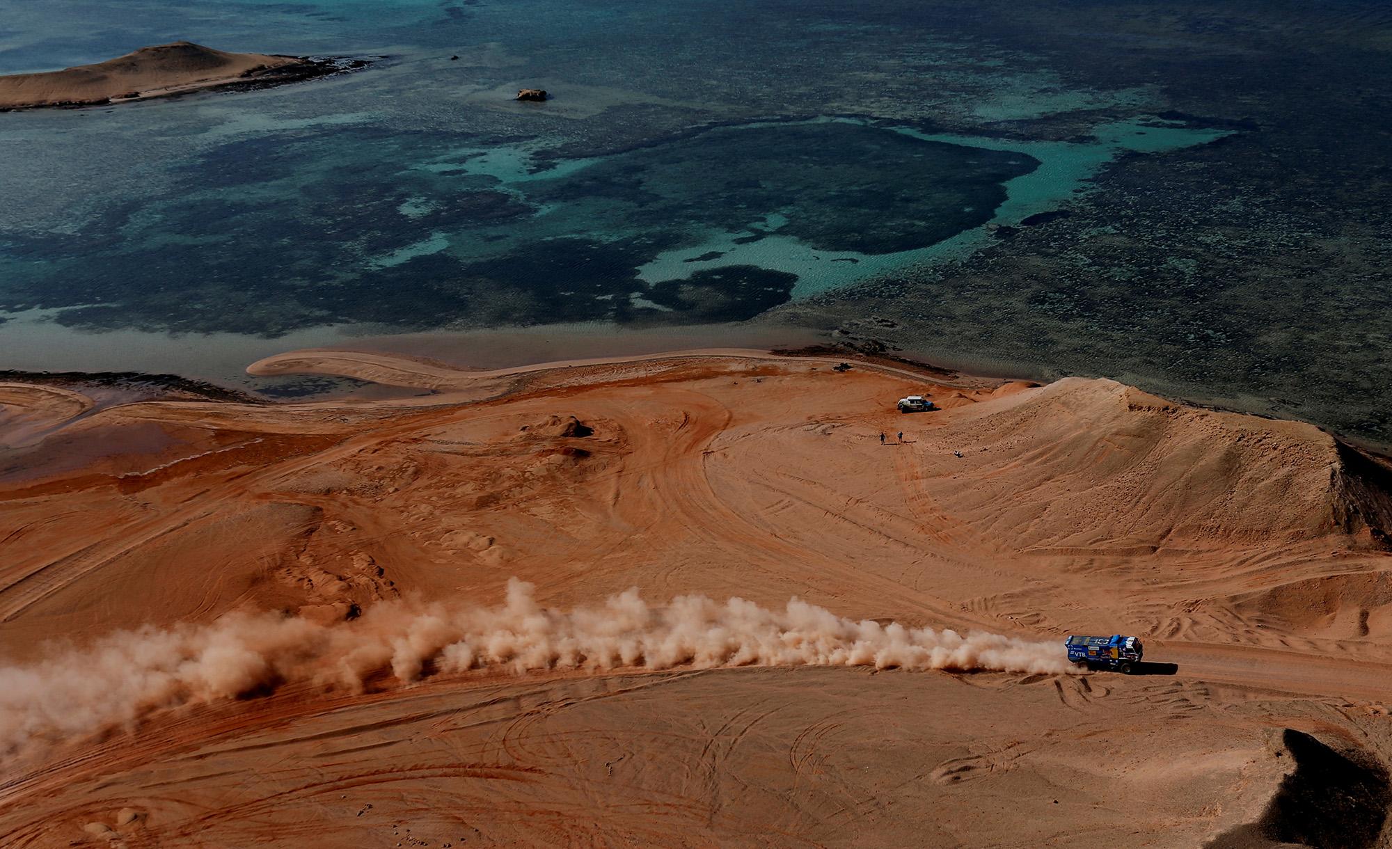 9 этап ралли Дакар вСаудовской Аравии, 12 января 2021 года