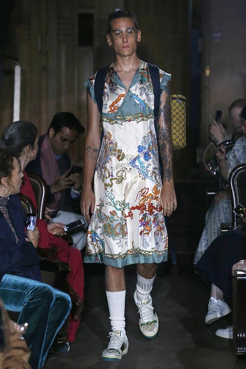 Gucci весна-лето 2019