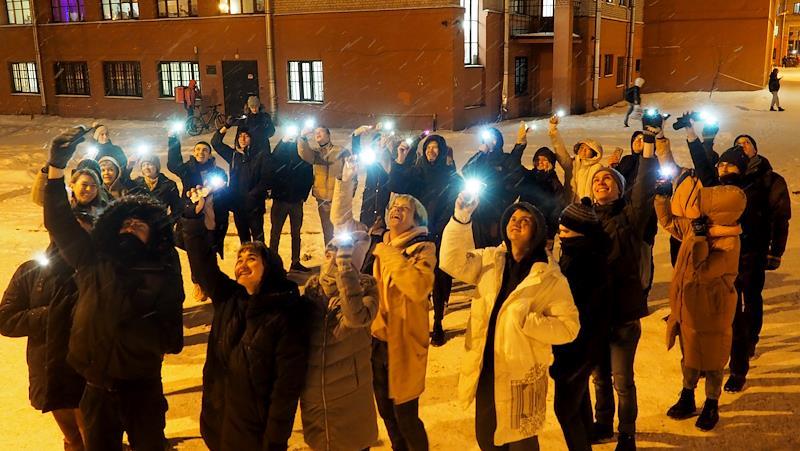Любовь сильнее страха навальный фото