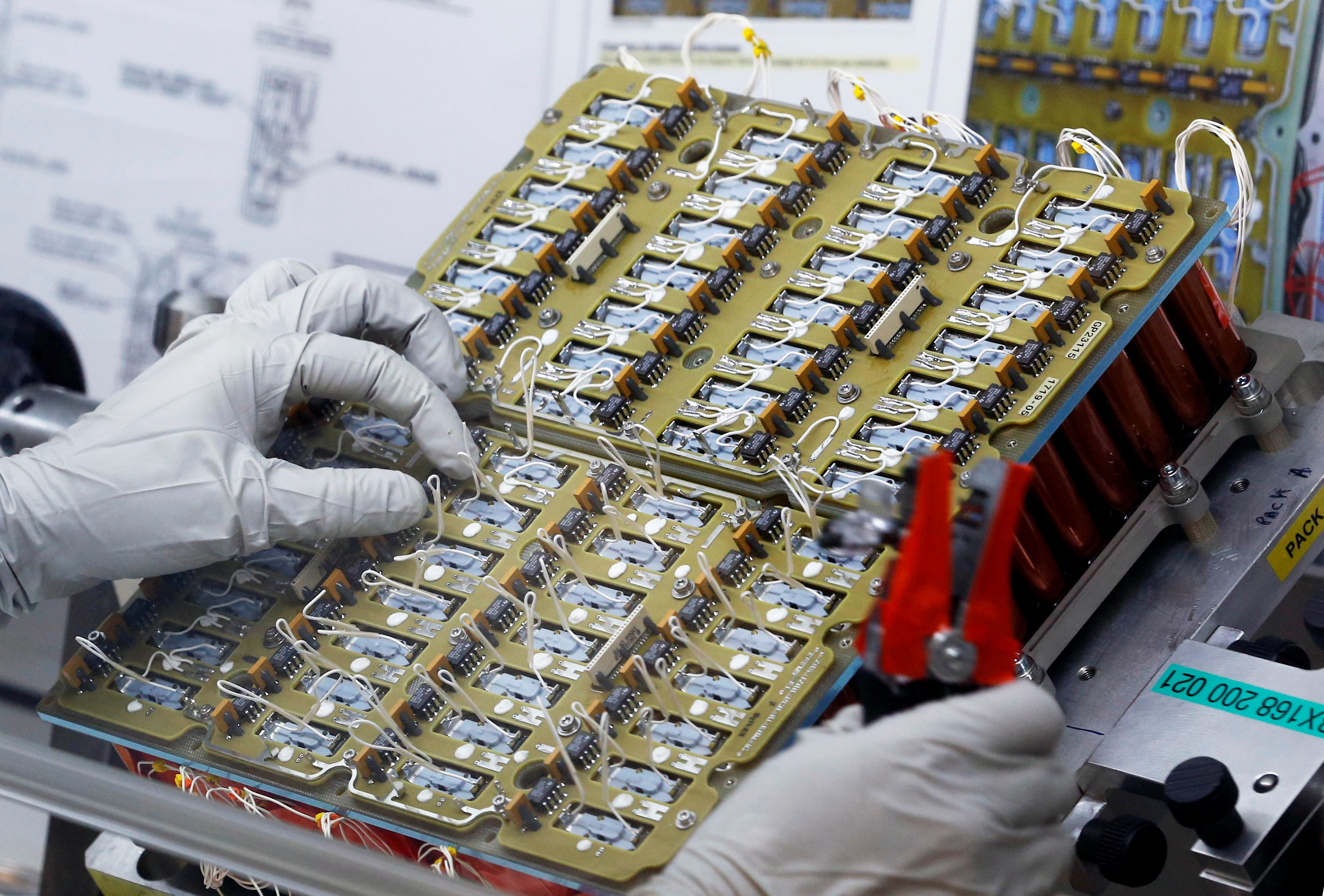 Литиум-ионные батареи