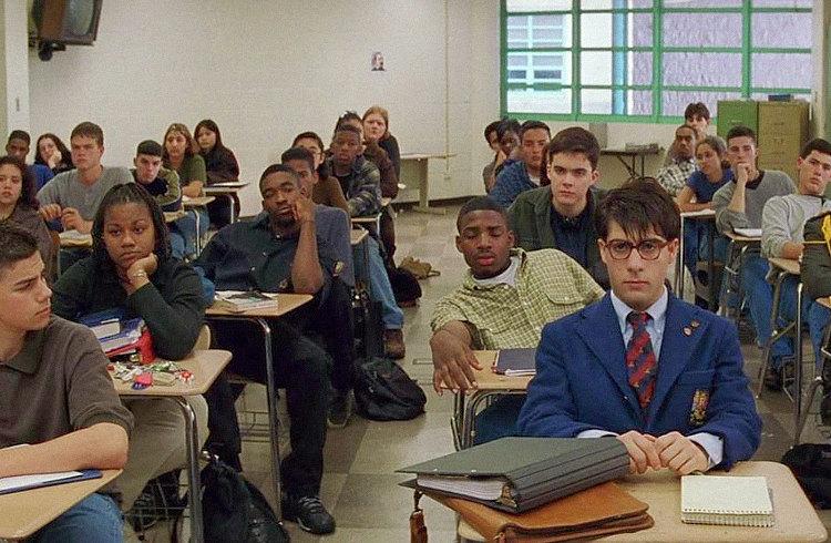 «Академия Рашмор», 1998