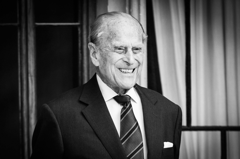 Принц Филипп вВиндзорском замке, июль 2020 года