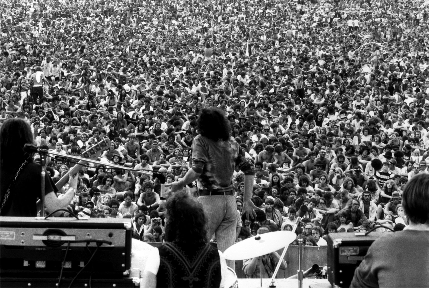 Event Date: 8/25/1969 Cocker took the stage on the third and final day of the music concert in upstate New York and played five songs. Фото: Don Hogan Charles/The New York Times Photo Archives/East News