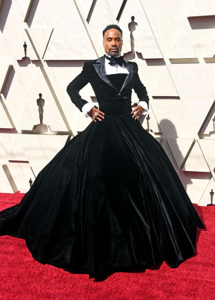 Билли Портер на«Оскаре»