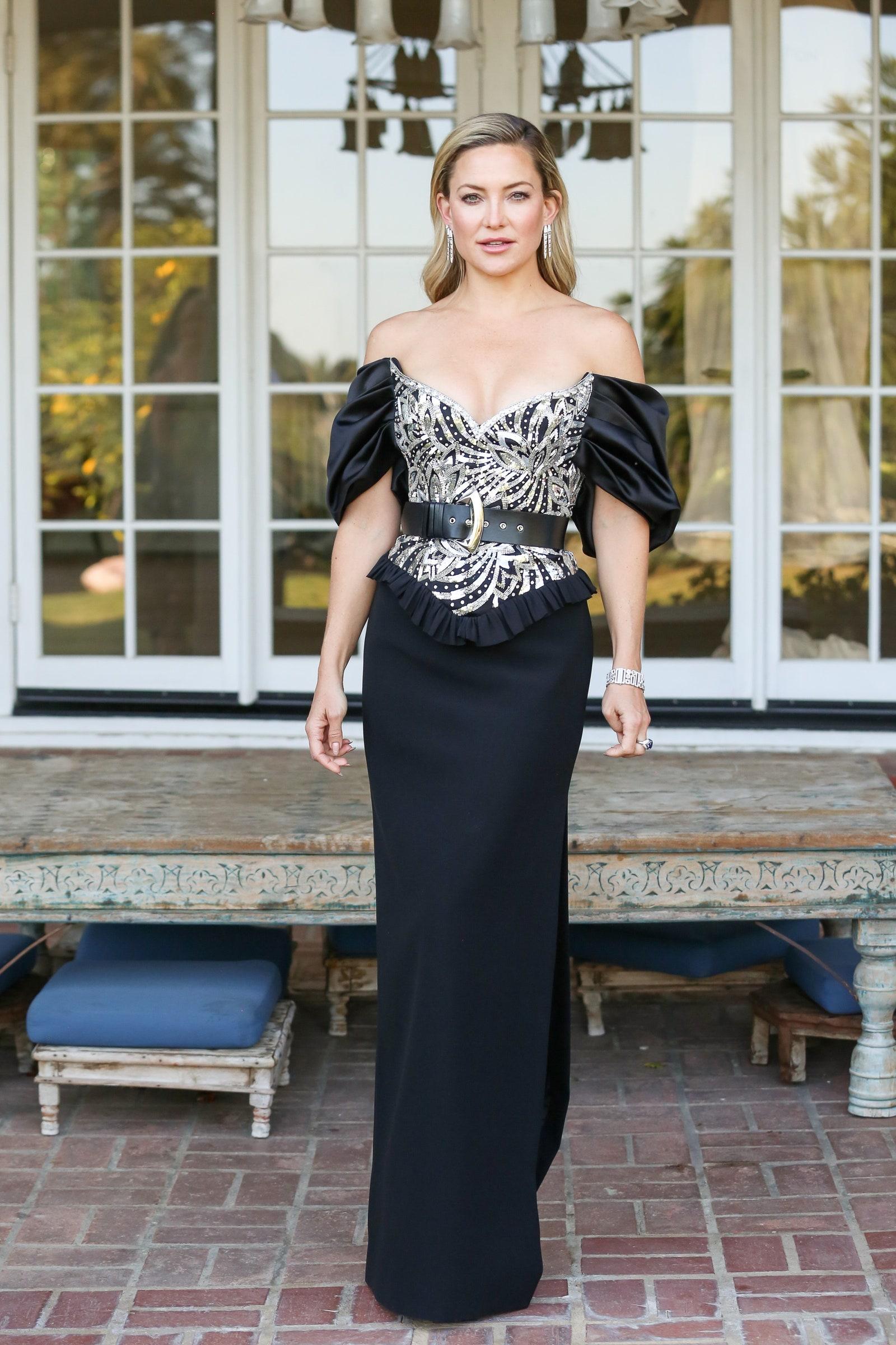 Кейт Хадсон вLouis Vuitton