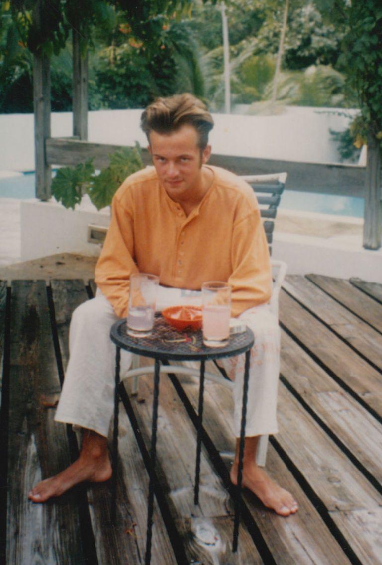 Автор вюности вначале 90-х.