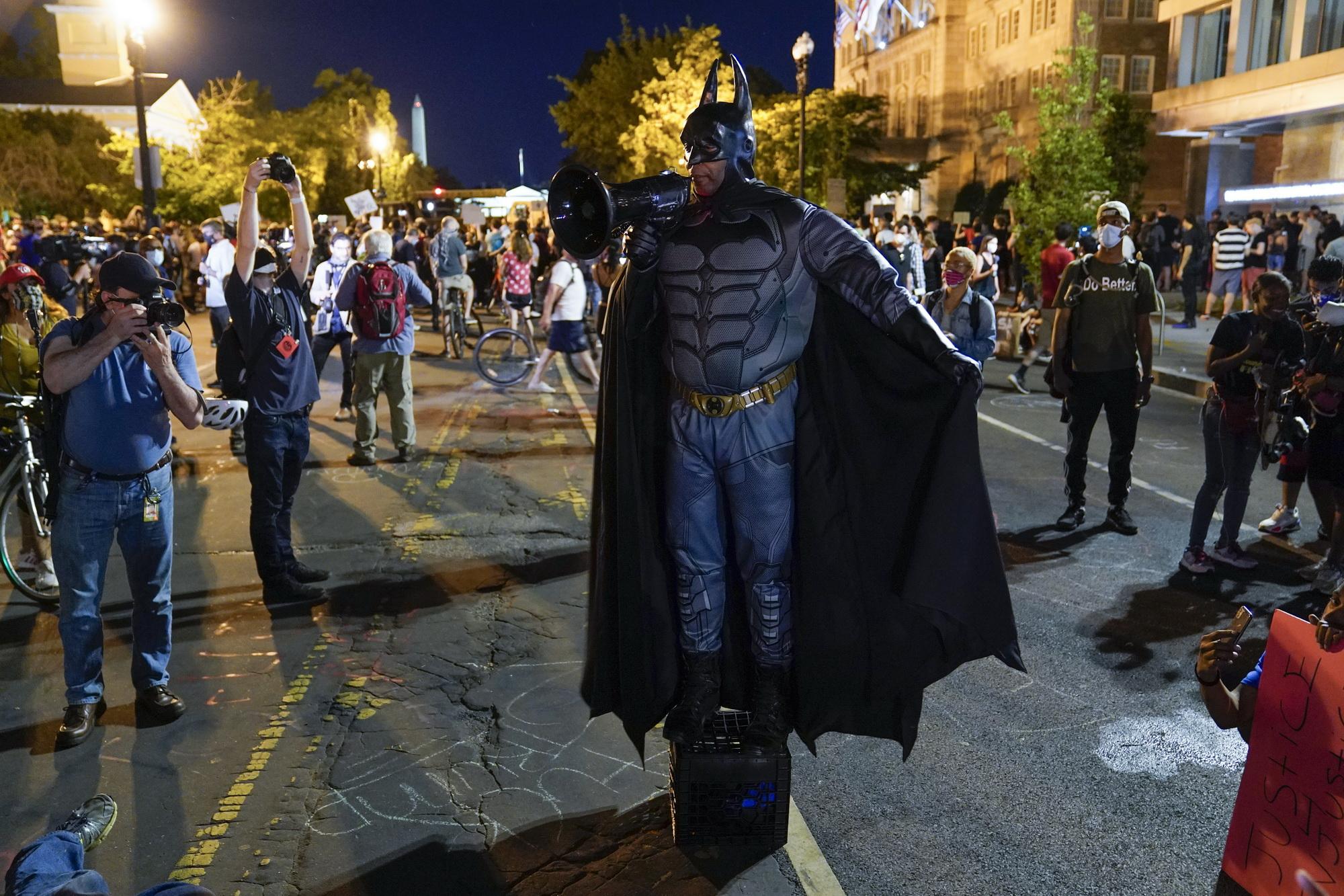 Бэтмен вВашингтоне