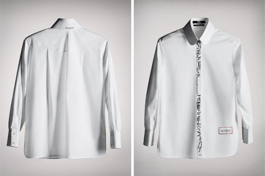 Рубашка Дианы Крюгер