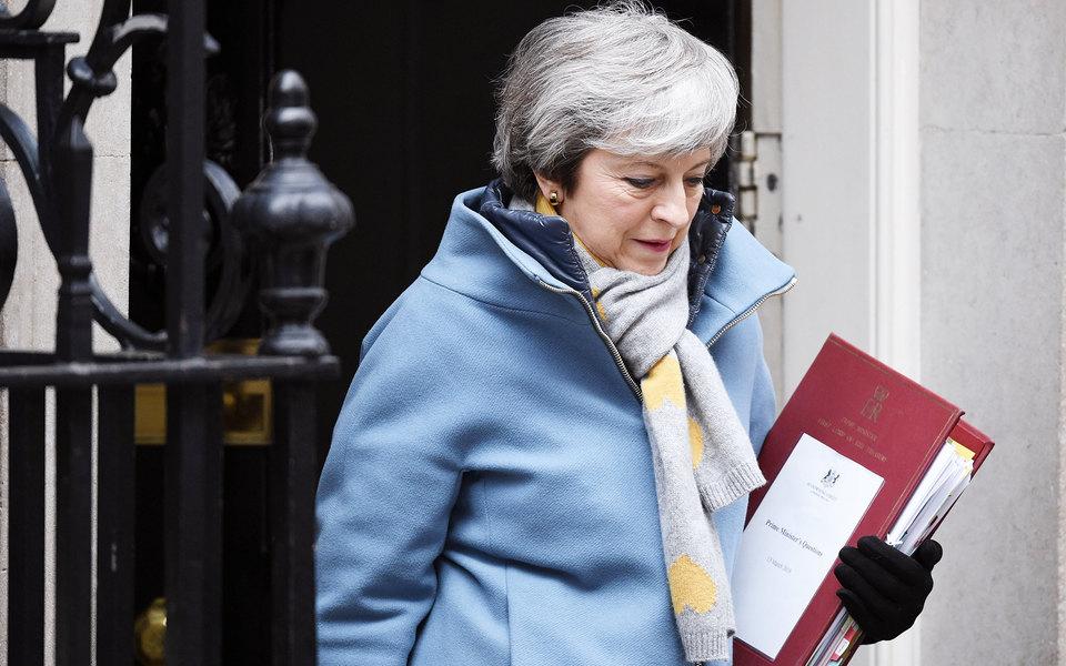 Премьер-министр Великобритании Тереза Мэй уходит вотставку