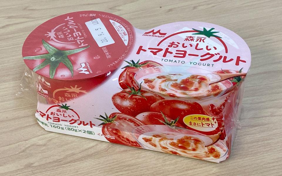 В Японии выпустили томатный йогурт сочень ярким вкусом. Длясоздания продукта опрашивали тех, кто ненавидит помидоры
