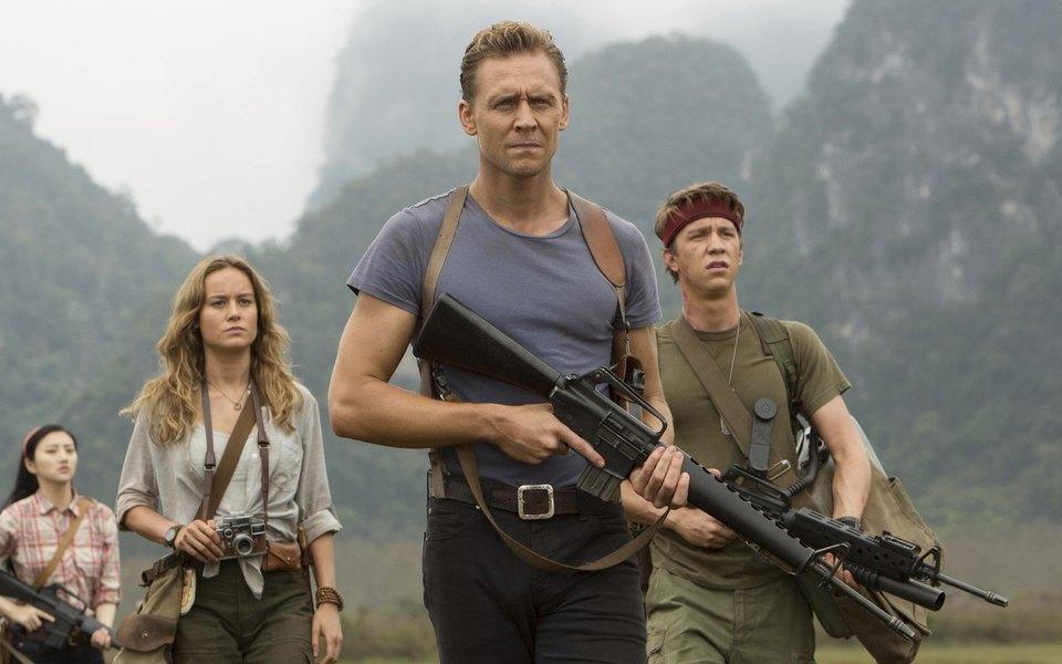Фильмы навыходные: «Т2: Трейнспоттинг», «Конг: Остров черепа» и«Зверопой»