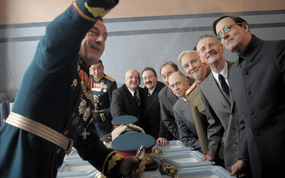 Премьеру британской комедии «Смерть Сталина» хотят перенести наполгода