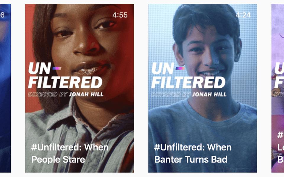Instagram выпустил сериал дляIGTV оподростковом буллинге. Его режиссером стал Джона Хилл