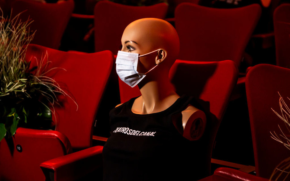 В Мадриде зрители сорвали оперу Верди в Королевском театре