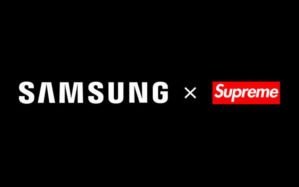 Samsung анонсировали коллаборацию сSupreme — но нес настоящим, а сфальшивым