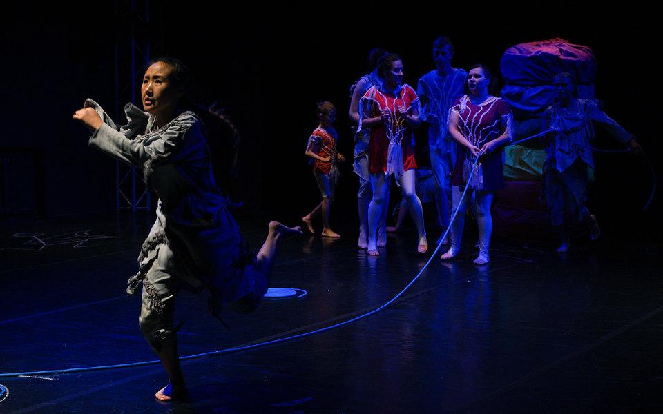 В Москве пройдет международный фестиваль особых театров, где покажут спектакли изИталии, Голландии иИспании
