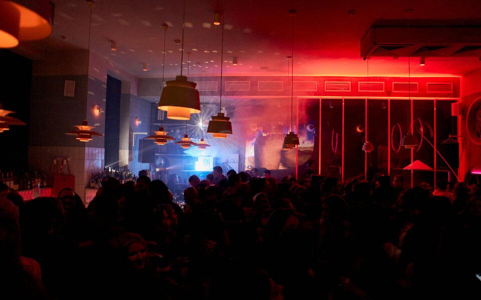 Бару Happy End — 2 года: как знаменитый бар наПатриарших отметил свой день рождения