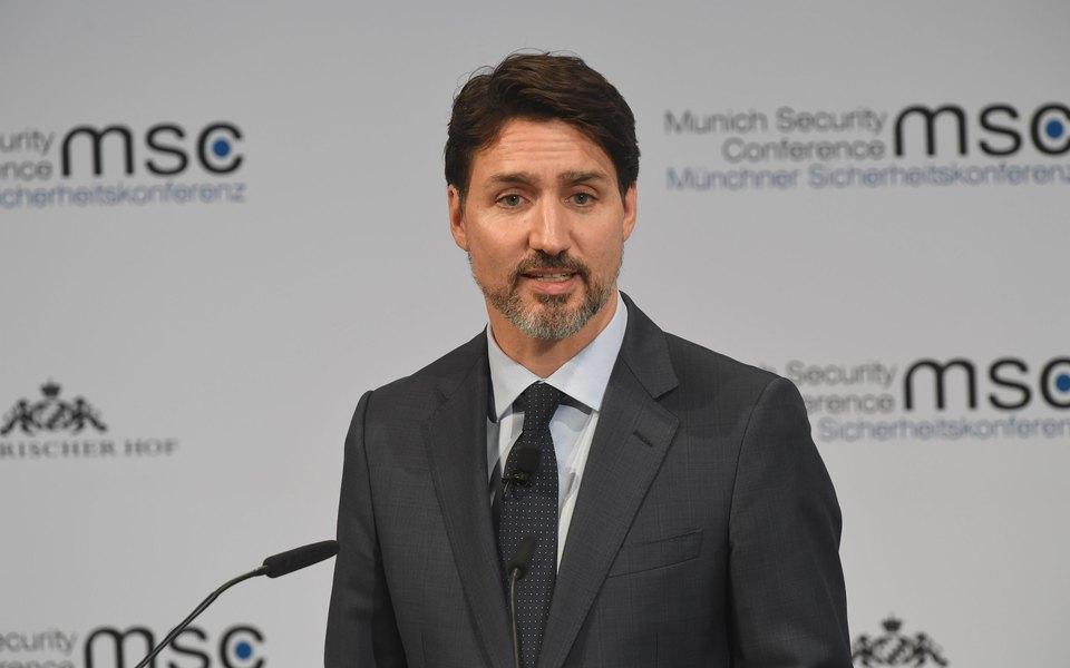 У жены премьер-министра Канады Трюдо подтвердился коронавирус