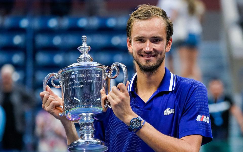Даниил Медведев стал победителем US Open. Это первая победа россиянина на турнире «Большого шлема»