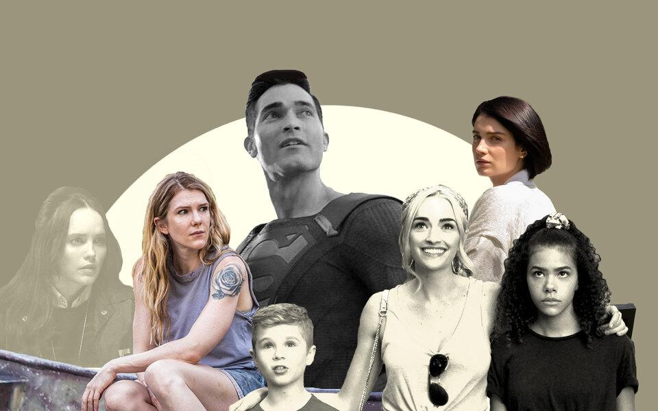 Сериалы февраля: «Кларисса», «Супермен иЛоис» идругие новинки месяца