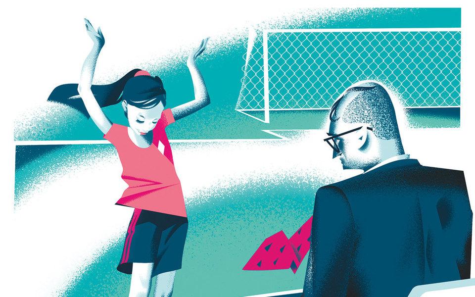 Игра Бакмана: эссе автора «Второй жизни Уве» отом, как он тренировал футбольную команду своей дочери