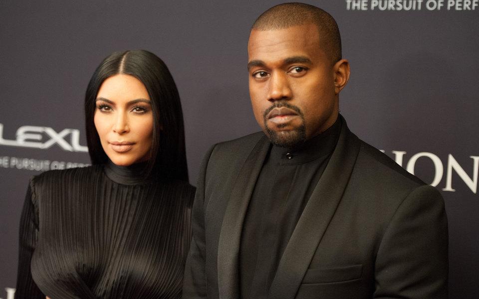 Ким Кардашьян и Канье Уэст договорились о совместной опеке над детьми после развода