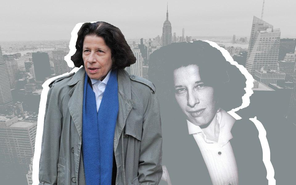 Кто такая Фрэн Лебовиц — человек безмобильного телефона иглавная героиня сериала «Представьте, что это город» Мартина Скорсезе