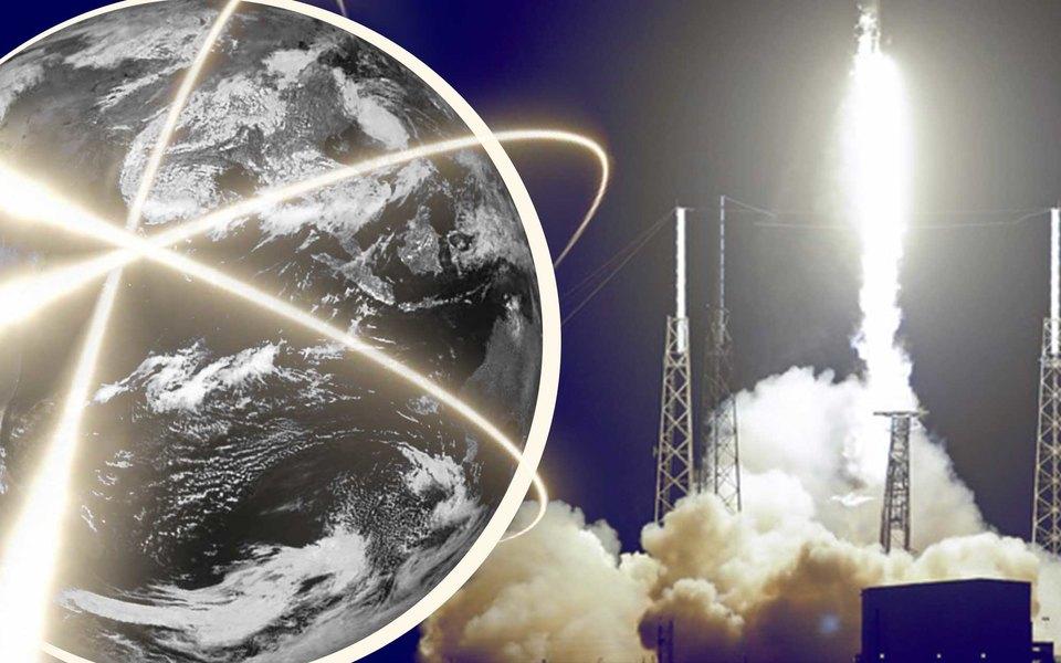 Компания Илона Маска запустила 60 спутников дляглобального интернета. Что это такое изачем он нужен?