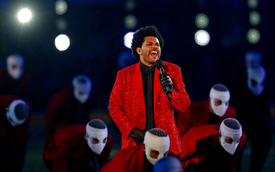The Weeknd заработал $2 миллиона наколлекции песен иискусства ввиде NFT