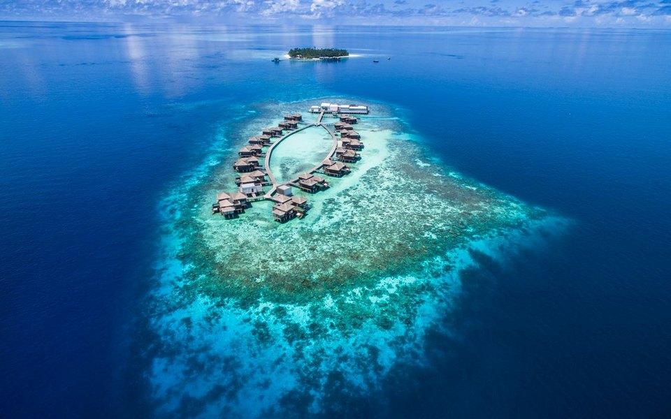 Готовы ли вы котдыху наМальдивах? Тест Esquire поможет узнать больше озаветных островах