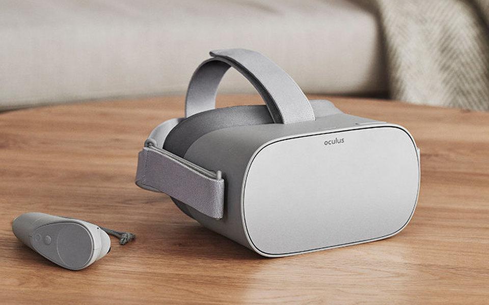 Компания Oculus представила два новых шлема виртуальной реальности