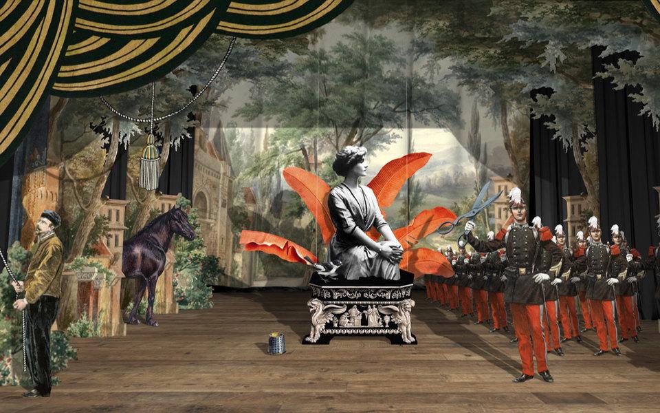 Chanel выпустили мини-фильм омужчинах, повлиявших наГабриэль Шанель