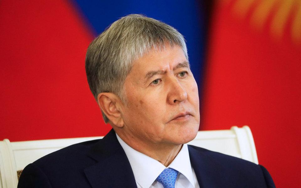 Экс-президенту Киргизии Атамбаеву предъявили обвинение вубийстве