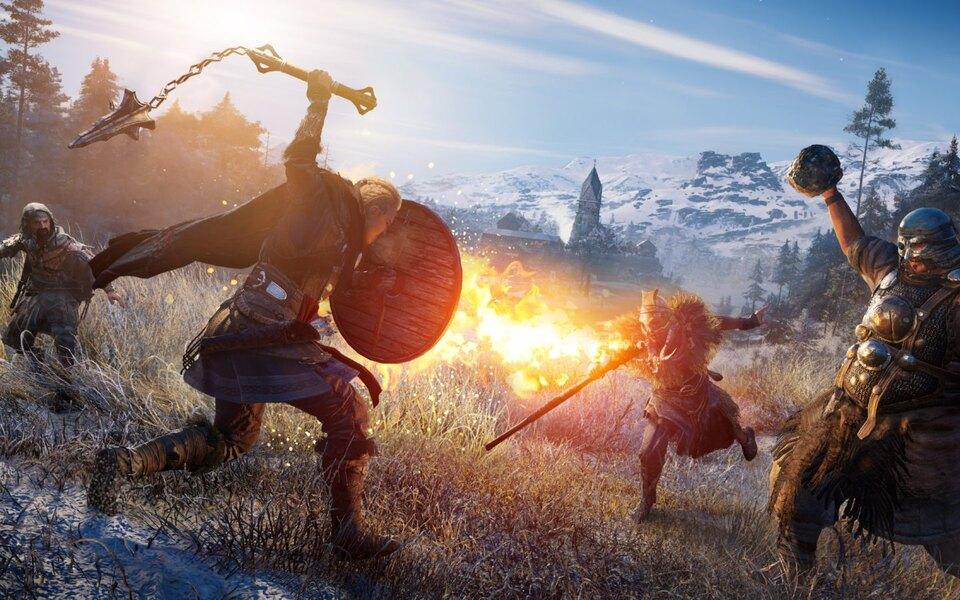 Мир викингов искандинавская мифология: обзор наигру Assassin's Creed: Valhalla