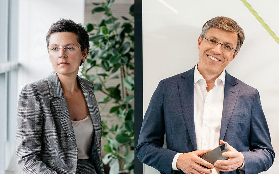 Две стороны одного банка: топ-менеджеры Сбербанка осебе исвоей работе, а также обуправлении капиталом иинвестициях
