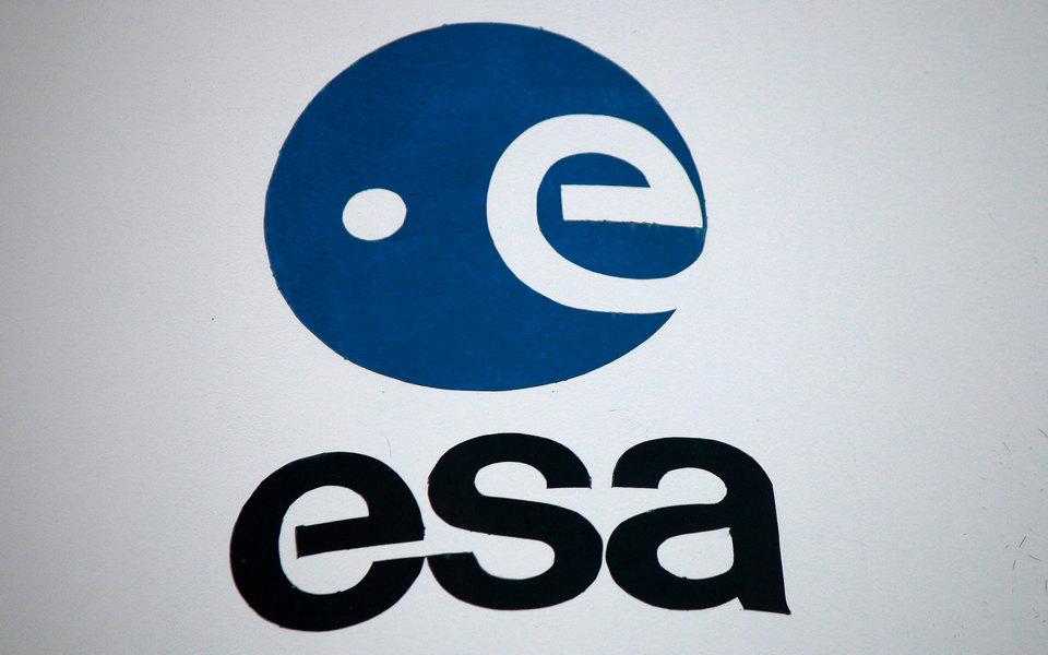 Логотип Европейского космического агентства